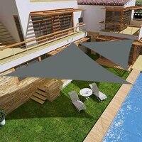 triangular awning sail waterproof outdoor garden terrace party sunscreen awning beach camping pool