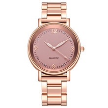 2021 Women's Watch Casual Male Female Quartz Ladies Girls Clock Gifts Watches Stainless Steel Band A