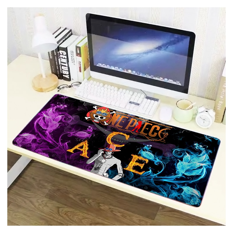 One Piece XXL Large 900x400mm XL Laptop Mouse Pad Notbook Computer Pc Keyboard Gaming Mousepad Gamer