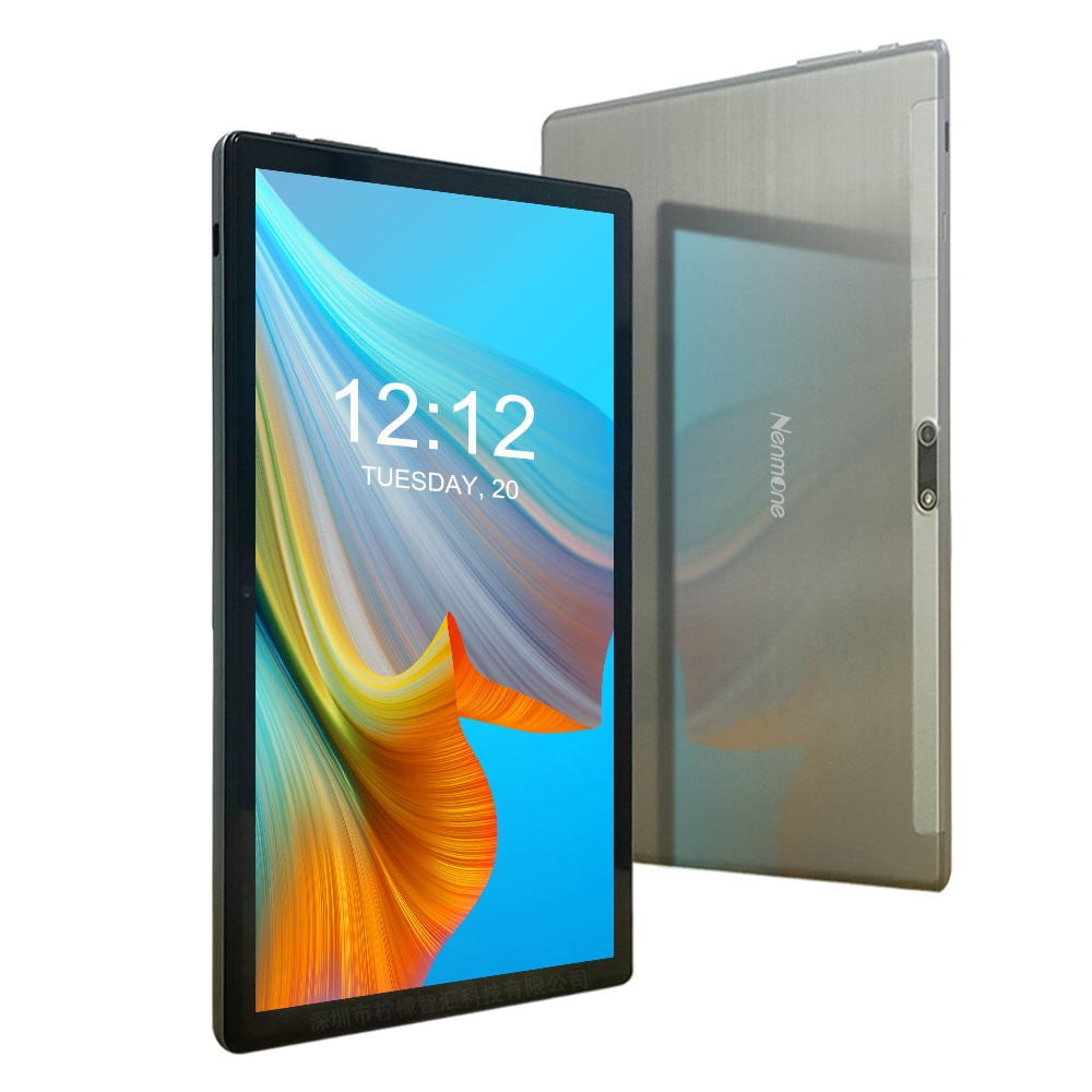 10,1-дюймовый Android-планшет 10 Core 4G LTE Сетевые планшеты ПК 6000 мАч 13MP Камера с портом Type-c Планшеты ПК Двойной Wi-Fi