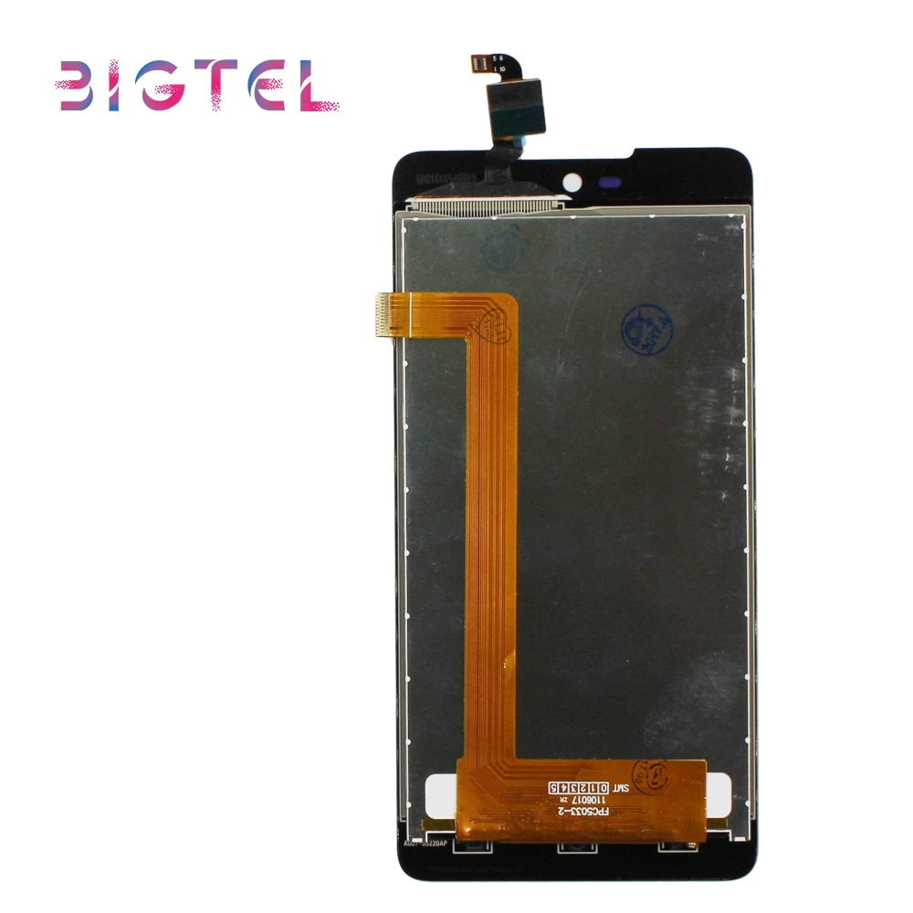 5 Pcs/Lot Repair Tool + LCD For Wiko U-FEEL Touch Screen For Wiko U-FEEL LCD Display + Digitizer touch Panel Assembly enlarge