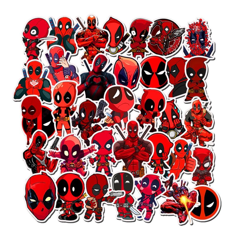 35-uds-de-dibujos-animados-marvel-clasico-pegatinas-de-deadpool-disney-guitarra-divertida-bicicleta-equipaje-portatil-monopatin-impermeable-juguetes-de-pegatinas