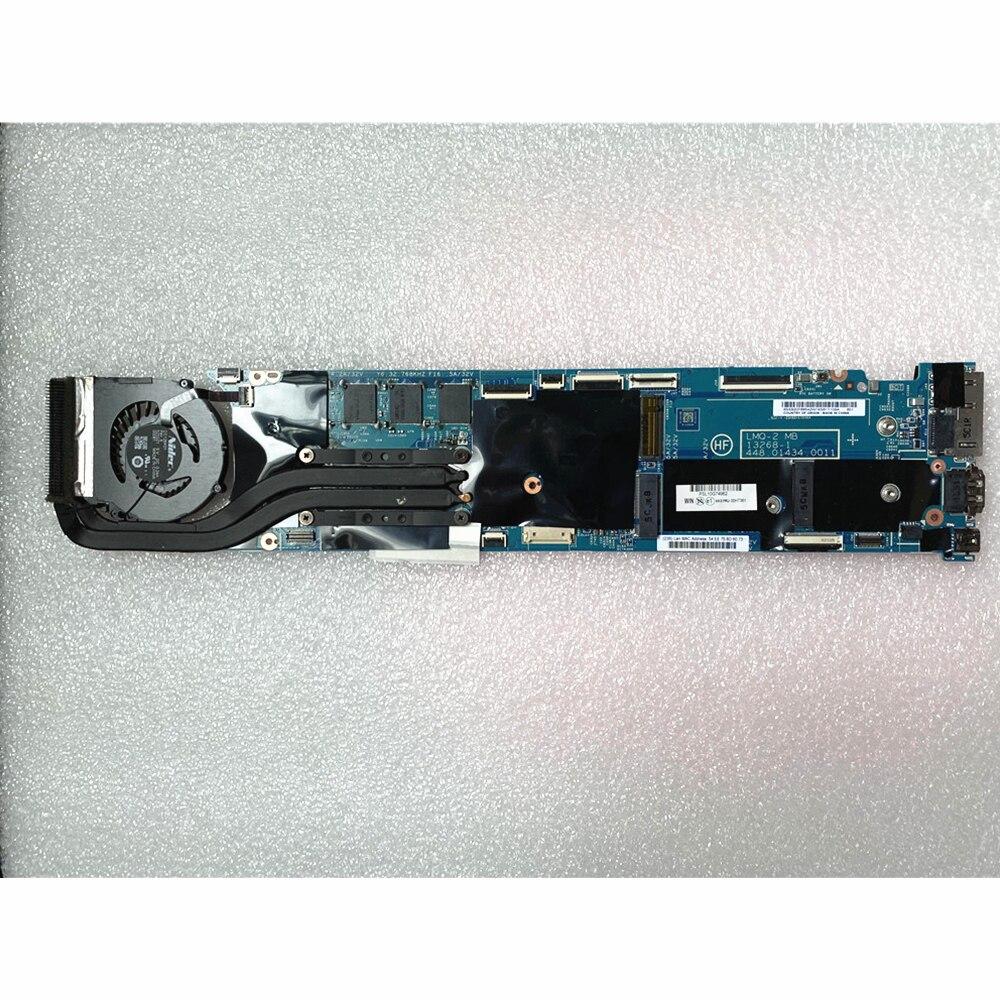 جديدة ومبتكرة محمول لينوفو ثينك باد X1 الكربون 3rd الجنرال اللوحة الرئيسية مجلس i7-5600 8GB 00HT361