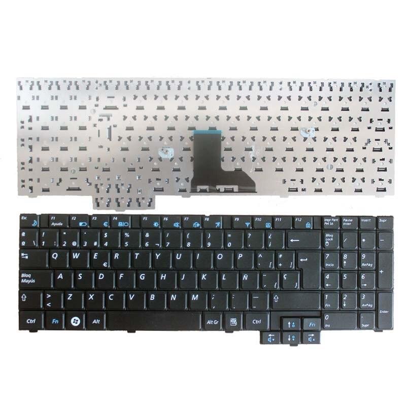 NEW SP Teclado para Samsung R620 R528 R530 R540 NP-R620 R525 NP-R525 R517 R523 RV508 Espanhol teclado do laptop Preto