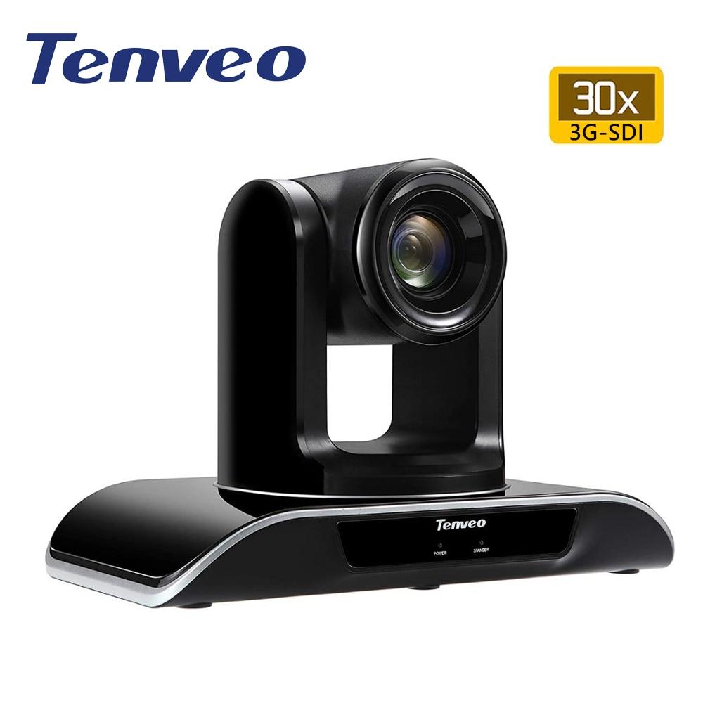 Tenveo-كاميرا مؤتمرات الفيديو ، تقريب 30X ، Full HD 1080p ، HDMI ، USB ، SDI ، مخرج PTZ ، مؤتمرات ، للكنيسة والأعمال ، Whatsapp
