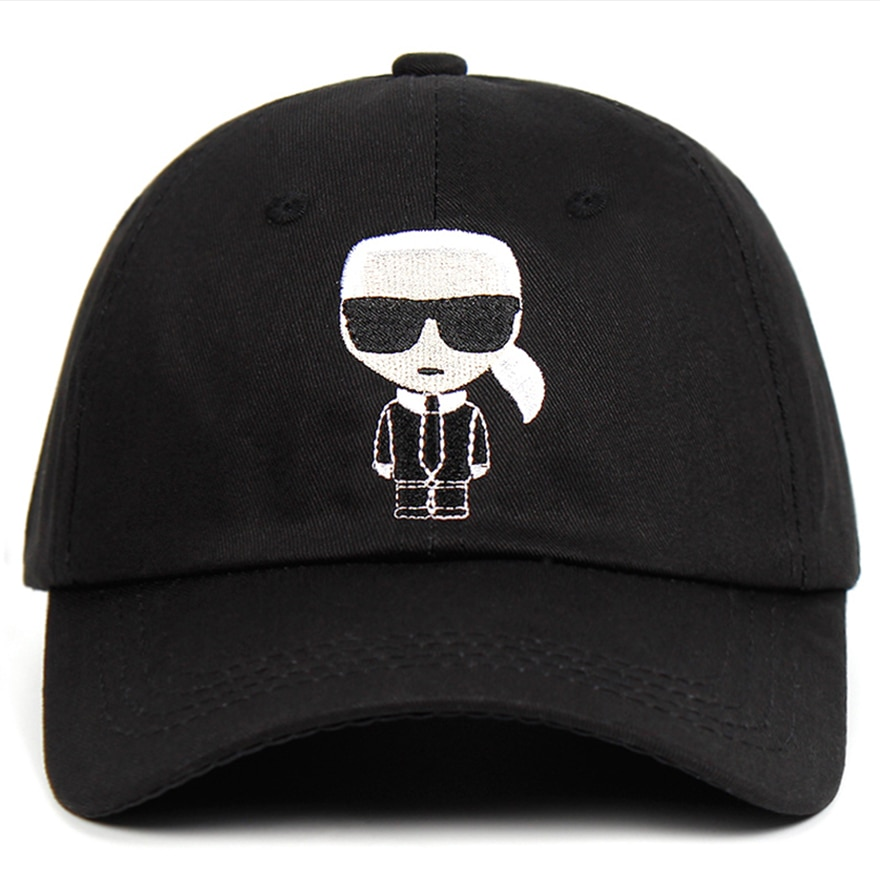 2021 Cartoon Brand Dad Hat 100% Cotton Embroidery Women Man Baseball Cap Snapback Unisex Dropshippin