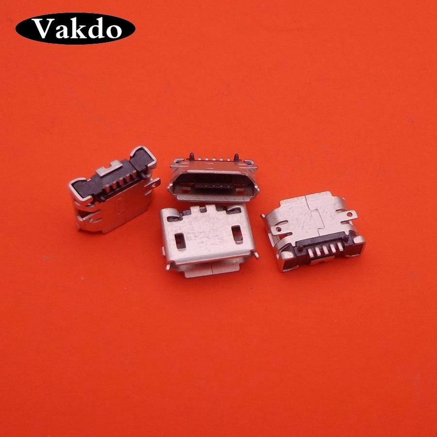 10pcs Micro Usb conector de carga conector para Sony Xperia X10 X8...