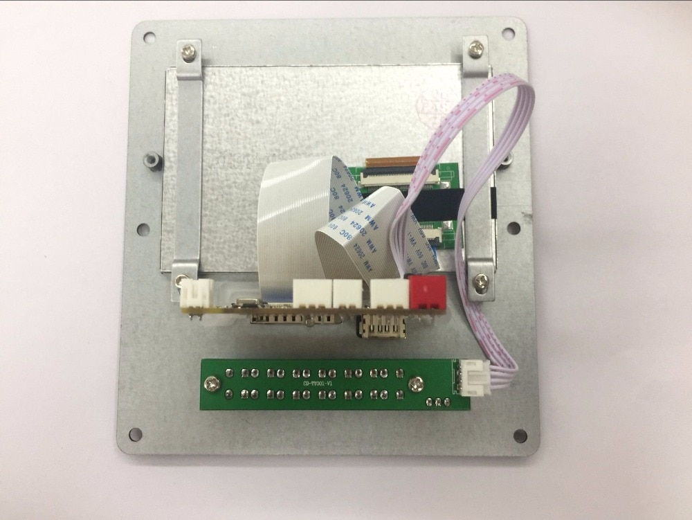Wireless Bluetooth Audio Video Decoder LCD Screen DTS Lossless Bluetooth Module mp4/mp5 HD Video APE/WAV/MP3 Decoding Board enlarge