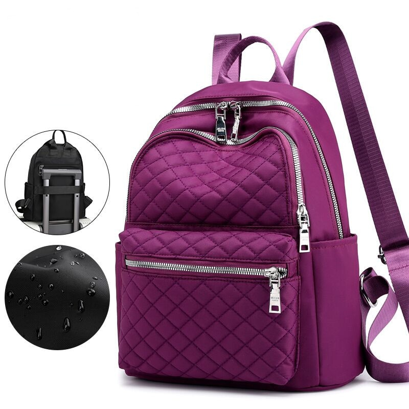 Vento Marea Travel Women Backpack Casual Waterproof Youth Lady Bag Female Large Capacity Women's Shoulder Bags 2019 Red Rucksack
