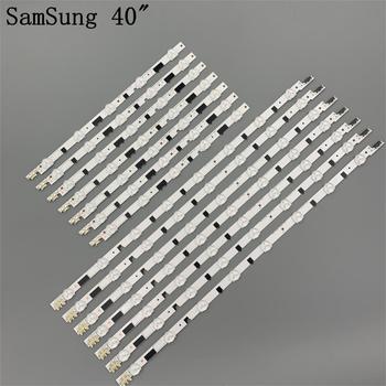 Bande lumineuse LED 13 rétroéclairage pour SamSung 40 pouces TV D2GE-400SCA-R3 UA40F5500 2013SVS40F UE40F6400 D2GE-400SCB-R3 UE40F5000 UE40F5700