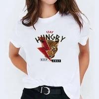 leopard t shirts short sleeve t shirt women women clothing womens summer with sleeves female tops anime tshirt woman cute tee