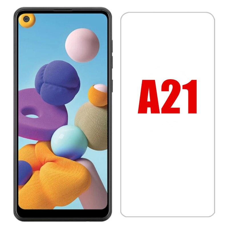 Фото - Защитное стекло 9h для Samsung A21 Galaxy a 21, 2 шт., Защитное стекло для экрана телефона samsung galaxy a21, защитное закаленное стекло защитное стекло