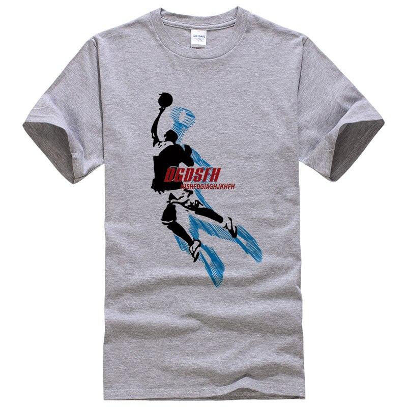 Camiseta de algodón 2021 para hombre, camisa con gráfico de Shoot A...