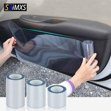 Película protectora antiarañazos para coche, pegatina impermeable para coche, Protector de coche, pegatina de piel de rinoceronte
