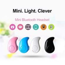 Original NEW Mini Wireless Earphone Hands Free Earphones Bluetooth-compatible Stereo Earhook Bass He