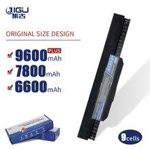 JIGU 9 Cells Laptop Battery For Asus K53 Series K53BY K53J K53JE K53JN K53S K53SD K53SN K53TA K43JS K43SC K43SJ K43SV
