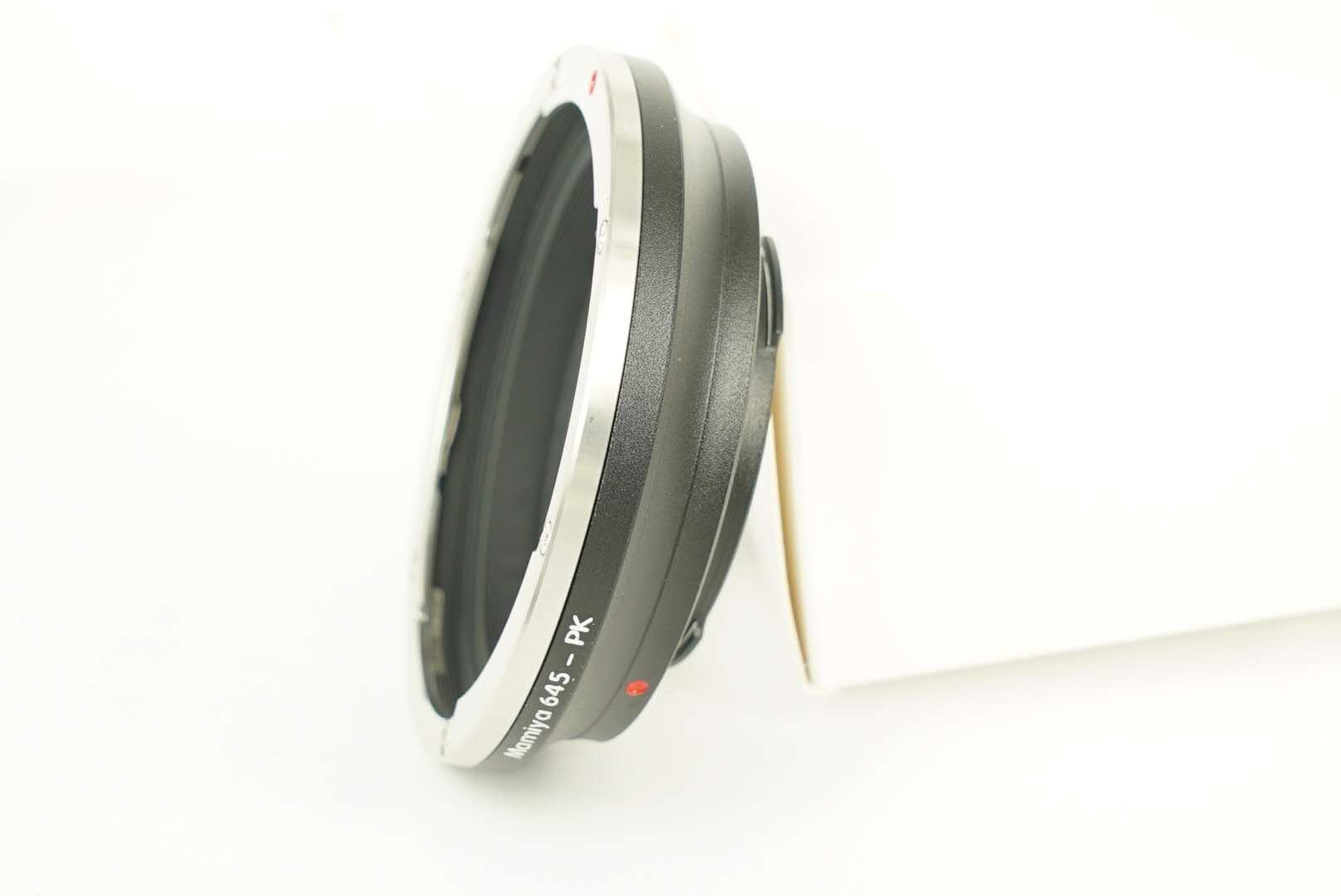 M645 Mamiya 645 Objektiv pentax pk kamera mount Adapter Ring für K10D K20D K200D K-5 K-7 K-M K-R K-X kamera