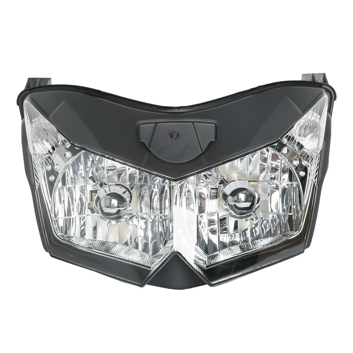 ABS واضح المصباح مصباح الجمعية صالح لكاواساكي ZRT00B Z750 ZR750L 2007-2009