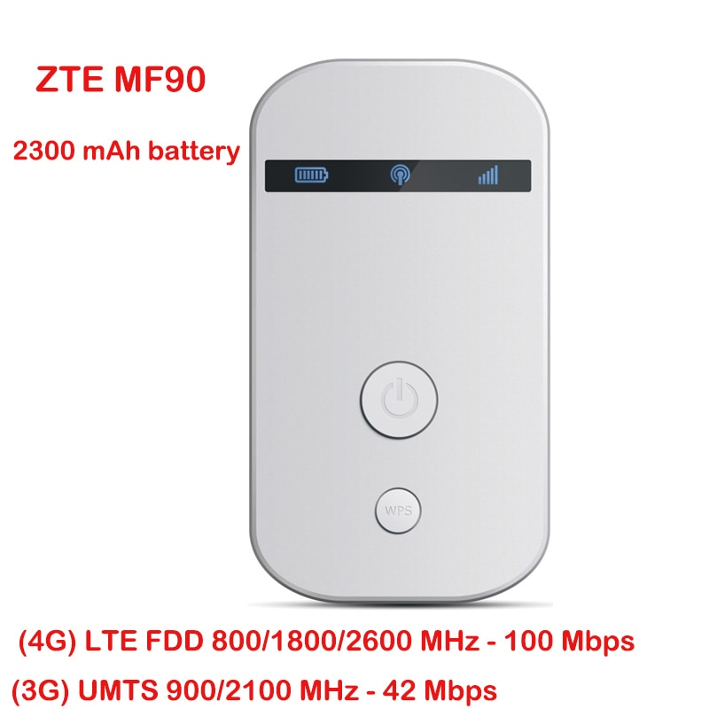 مقفلة zte MF90 4g lte MiFi دونغل جيب موزع إنترنت واي فاي 4g سيم بطاقة 4g موبايل واي فاي جيب دونغل mini lte MF90 mf90 + mf90m