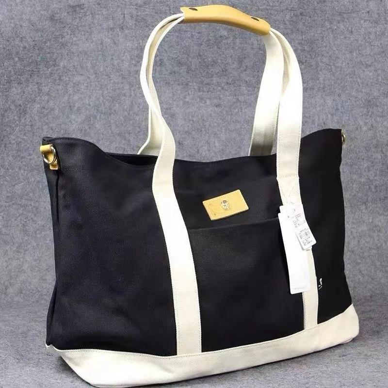 2021 ML Fashion Golf ClothingBag Canvas Large Capacity Storage Bag