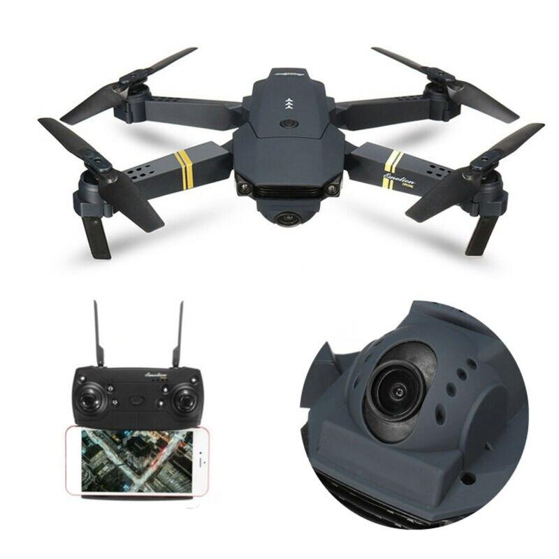 Дрон X Pro складной Квадрокоптер wifi FPV с hd-камерой 1080P 3 дополнительных аккумулятора