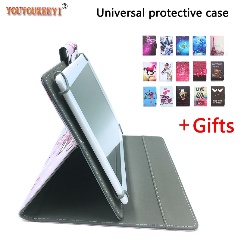 Funda de Soporte Universal para teclast P80X P80power X80h X80HD P80h X80plus tableta de 8,0 pulgadas + regalos