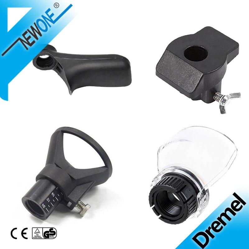 4buc mini bormașină electrică gravator polizor instrument rotativ, șlefuire lustruire ghid accesoriu accesoriu instrument rotativ