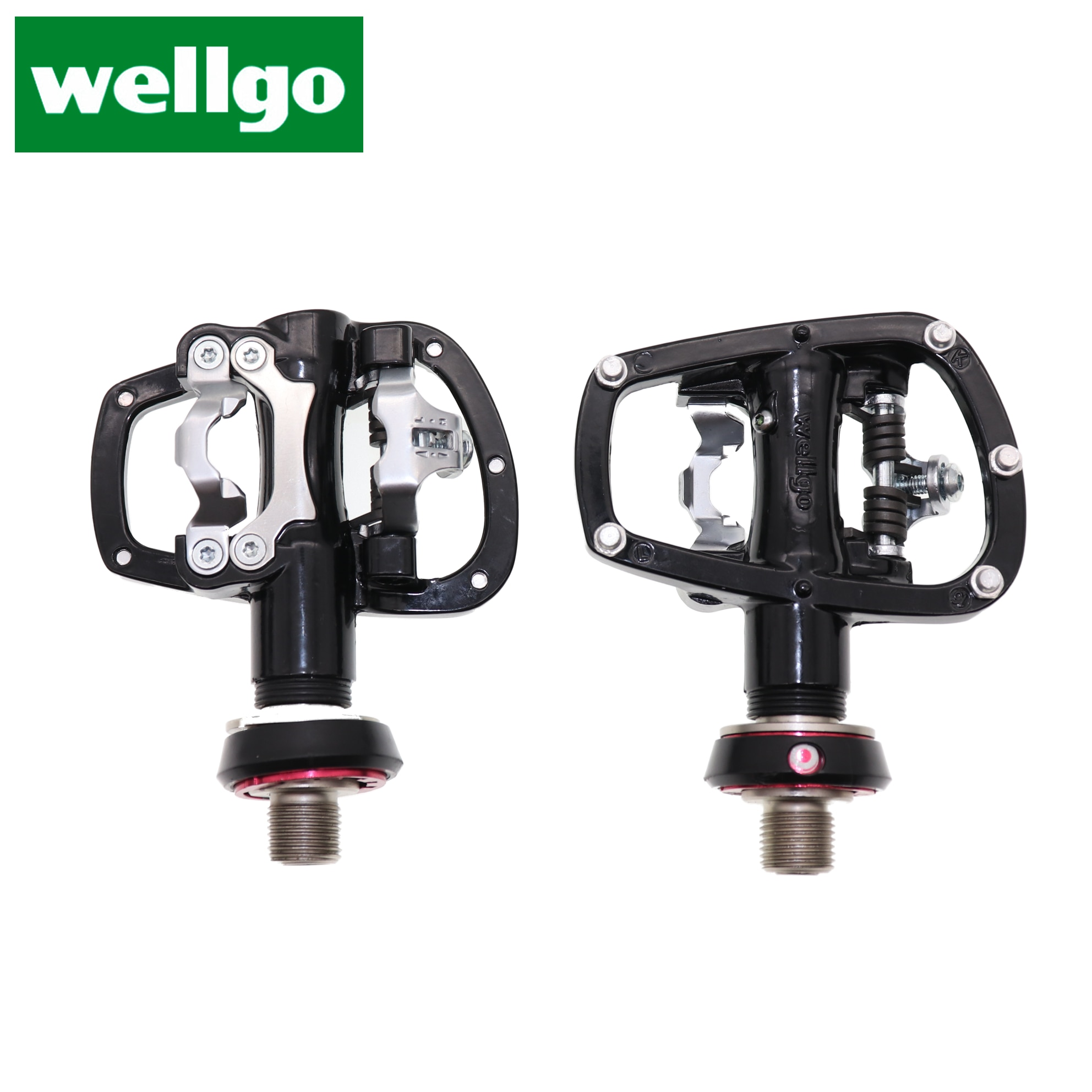 Wellgo Pedal Quick Release Gerät R120B Nicht QRD QRD2 Mountainbike rennrad Pedal MTB Radfahren Lager Pedale leichte