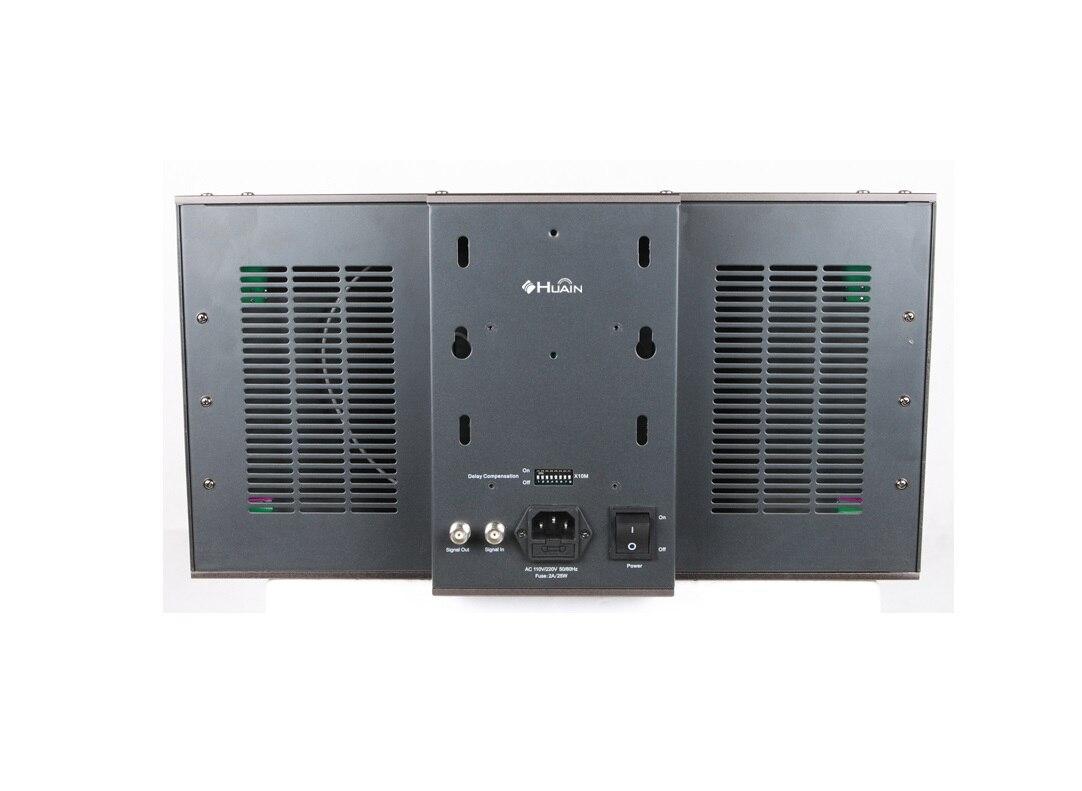 Infrared Radiator IR Radiator 2-13 MHZ Band 25w Transmitting Power Transmiter Distance 30 Meters LED Display Conference Use enlarge