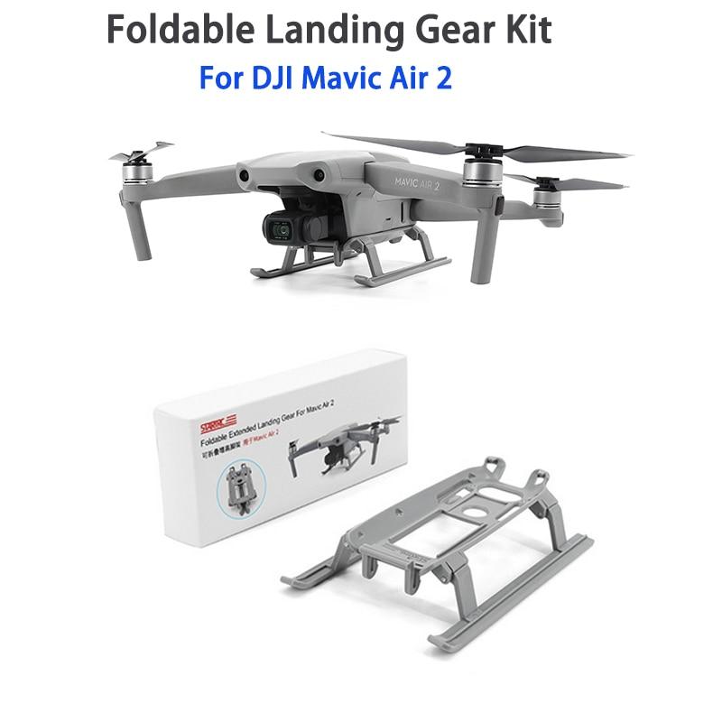 dji-mavic-air-2-carrello-di-atterraggio-pieghevole-kit-skid-di-atterraggio-espansione-estesa-per-accessori-di-protezione-drone-dji-mavic-air-2