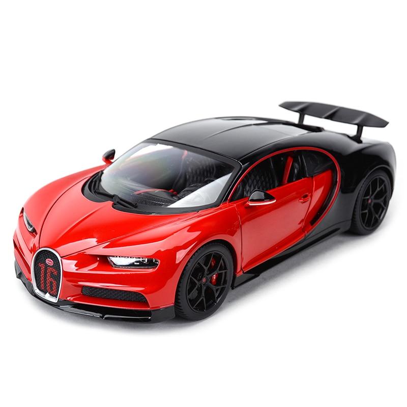 bburago 1 18 2019 sf90 f1 racing 16 charles leclerc formula car static die cast vehicles collectible model car toys Bburago 1:18 Bugatti Chiron Sports Car Static Simulation Die Cast Vehicles Collectible Model Car Toys