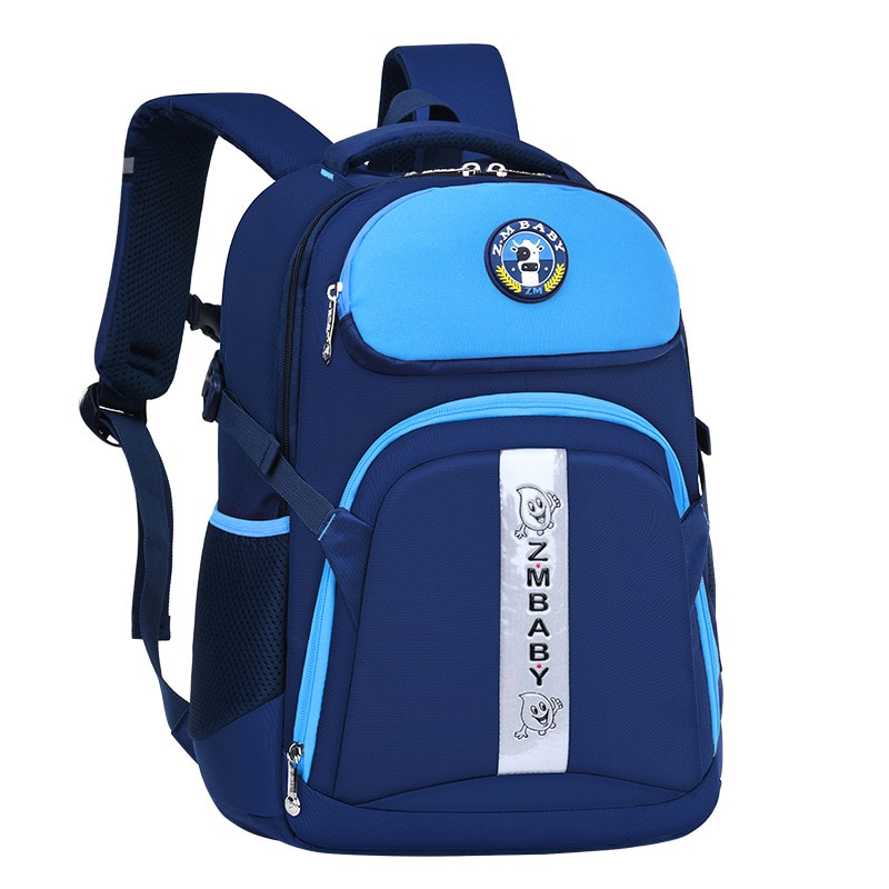 Quality Waterproof Children's backpack boys girls schoolbag oxford large school backpack for teenagersbackpack Mochila