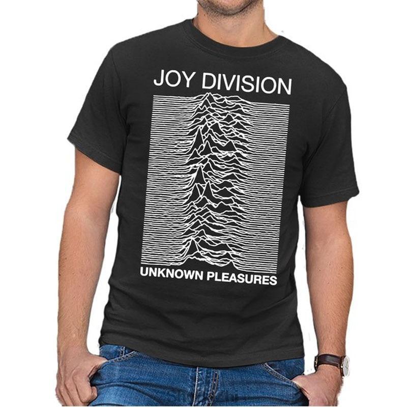 drop shipping summer style men cotton t-shirt Joy Division Unknown Pleasures Music Black T shirt All sizes S M L XL 2XL 3XL tees