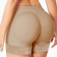 women high waist trainer shapewear tummy control panties woman underwear push up padded buttock shaper butt lifter hip enhancer