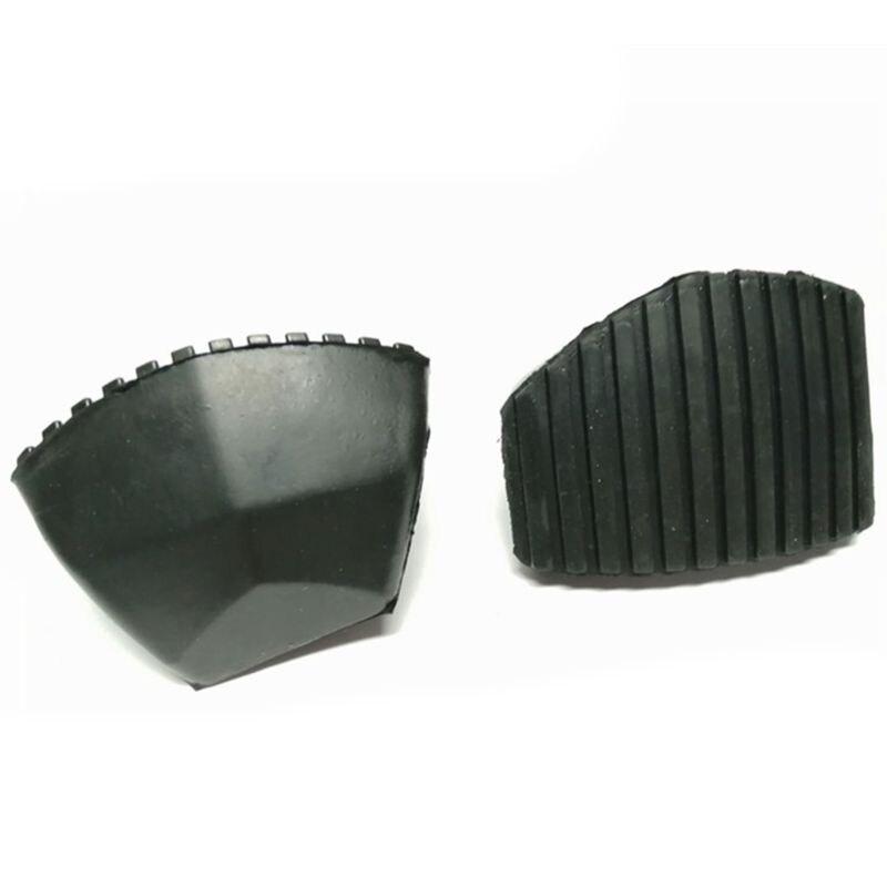 1 paire embrayage frein pédale caoutchouc couvercle pour Peugeot pour Citroen 207 308 OE450417 090E