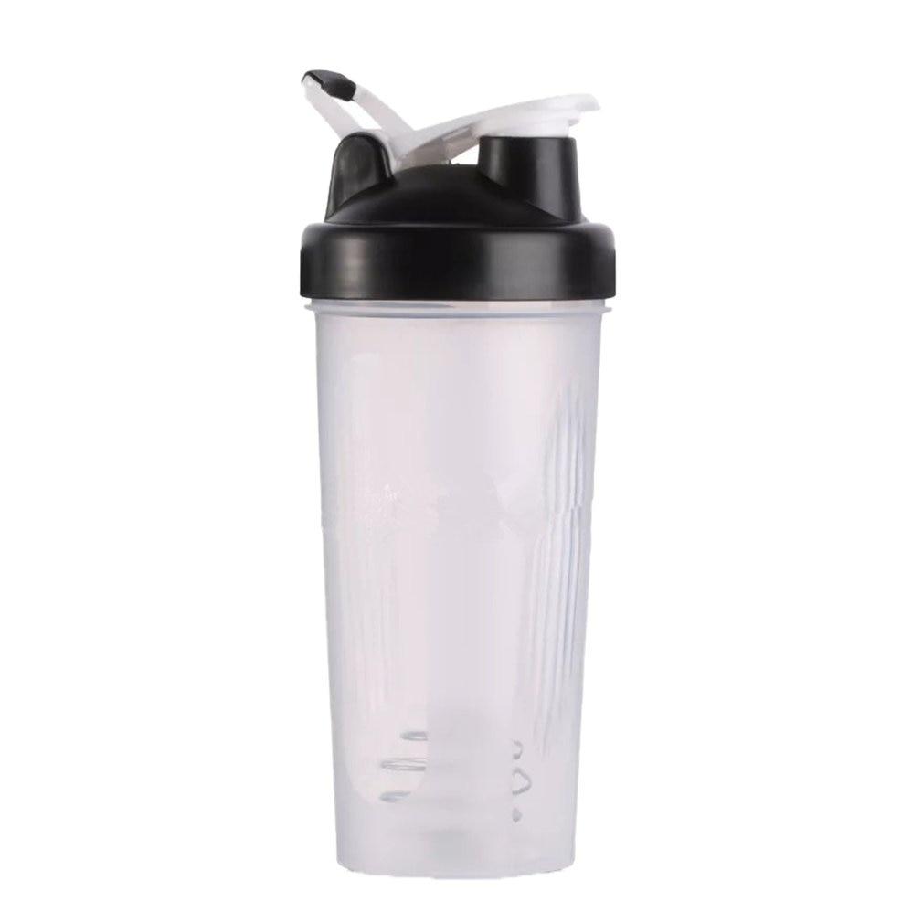 600ML Protable Milkshake Protein Powder Shaker Water Bottle Sports Kettle Kitchen Shake Bottles Outdoor Fitness Bottle недорого