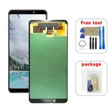 AMOLED pour Samsung Galaxy A9 2018 SM-A920 A920N A920F écran tactile LCD