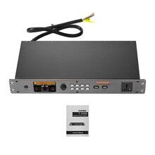 Lannge T-1608 contrôleur de séquence de puissance de temps Intelligent à 8 canaux 8 sorties contrôlables pour Instrument