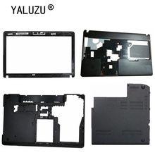 YALUZU nouveau Lenovo ThinkPad E530 E535 E530C E545 LCD écran Palmrest fond disque dur housse BCDE coque