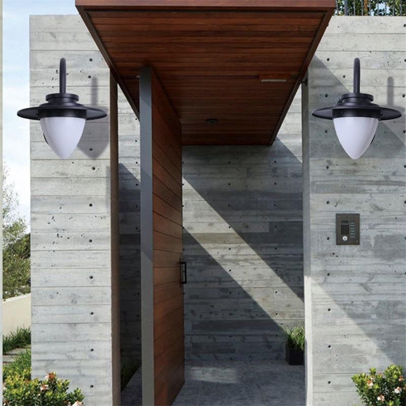 FAIRY Outdoor Wall Lamp Classical Sconces Light Waterproof IP65 Home LED For Porch Villa enlarge