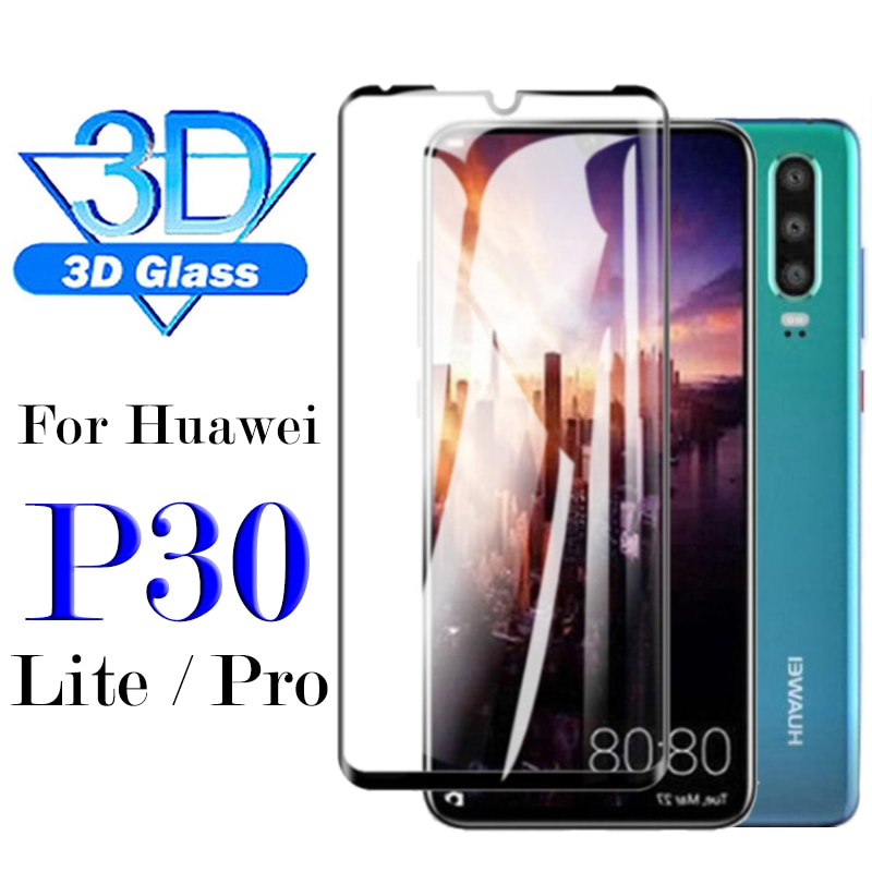 protective-glass-on-for-huawei-p30-lite-light-hauwei-p30-pro-p30lite-tempered-glas-tremp-3d-cover-screenprotector-p-30-light-9h