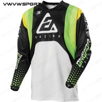 motocross jersey mtb downhill mountain jersey enduro mx jersey dirty bike dh maillot ciclismo hombre quick drying bmx