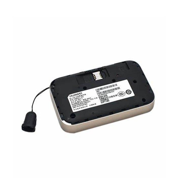 HUAWEI E5885Ls-93a Cat6 Mobile WIFI PRO2 Hotspot with 6400mah Power Bank Battery rj45 LAN Ethernet Port Router 4G Unlock