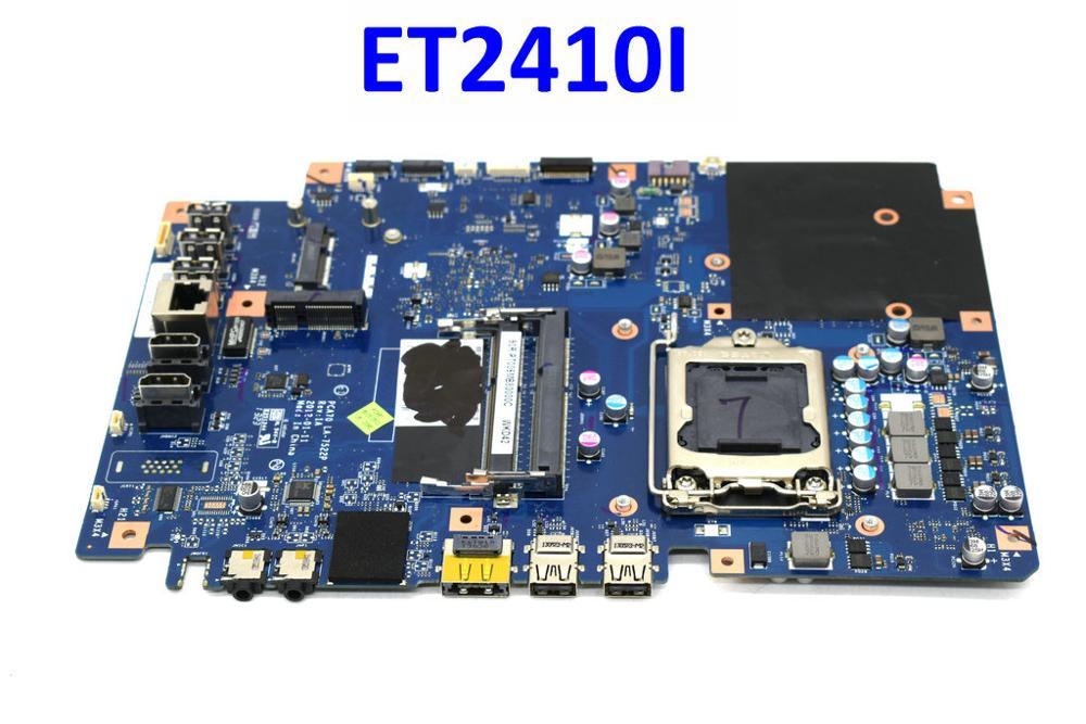Para asus et2410i pca70 LA-7522P aio ddr3 1155 placa-mãe h61 desktop usado placa-mãe