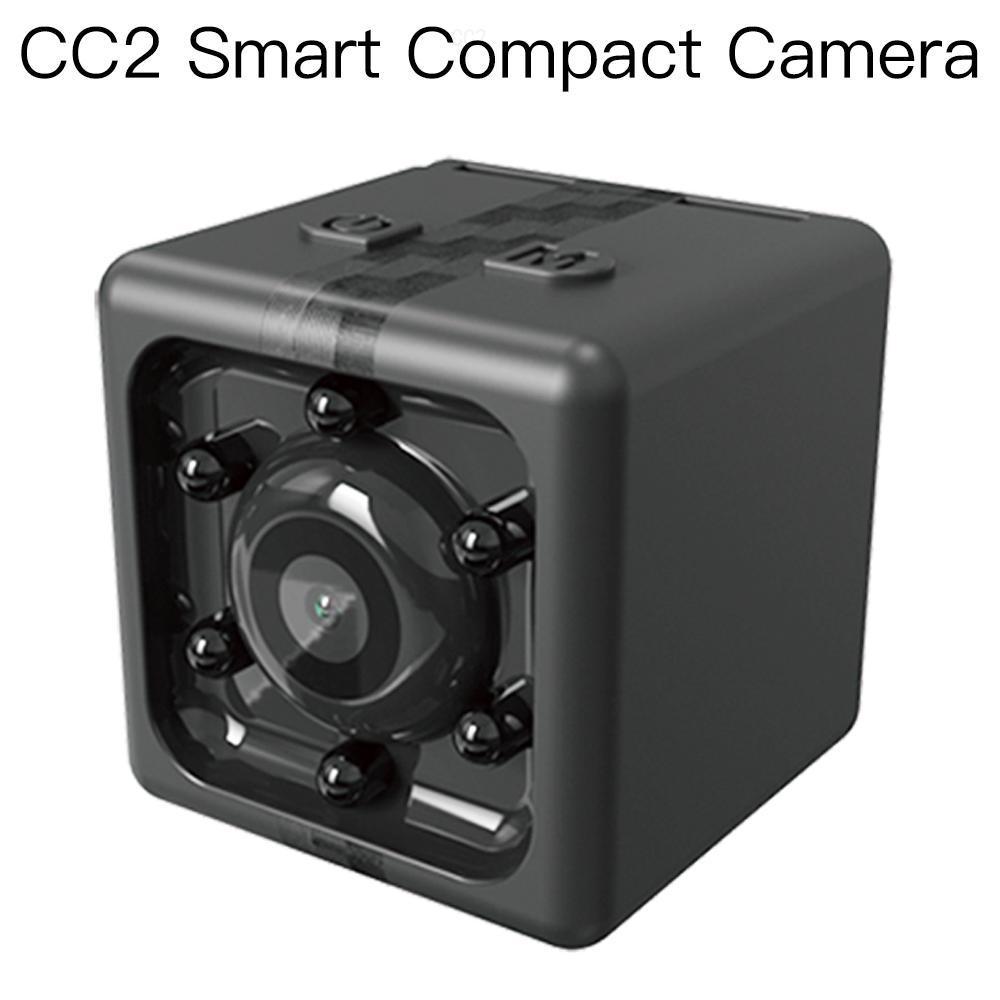 Cámara compacta JAKCOM CC2, recién llegada como cámara de acción 4k, monopié impermeable, mango de agarre para cámara usb, minicámara wifi