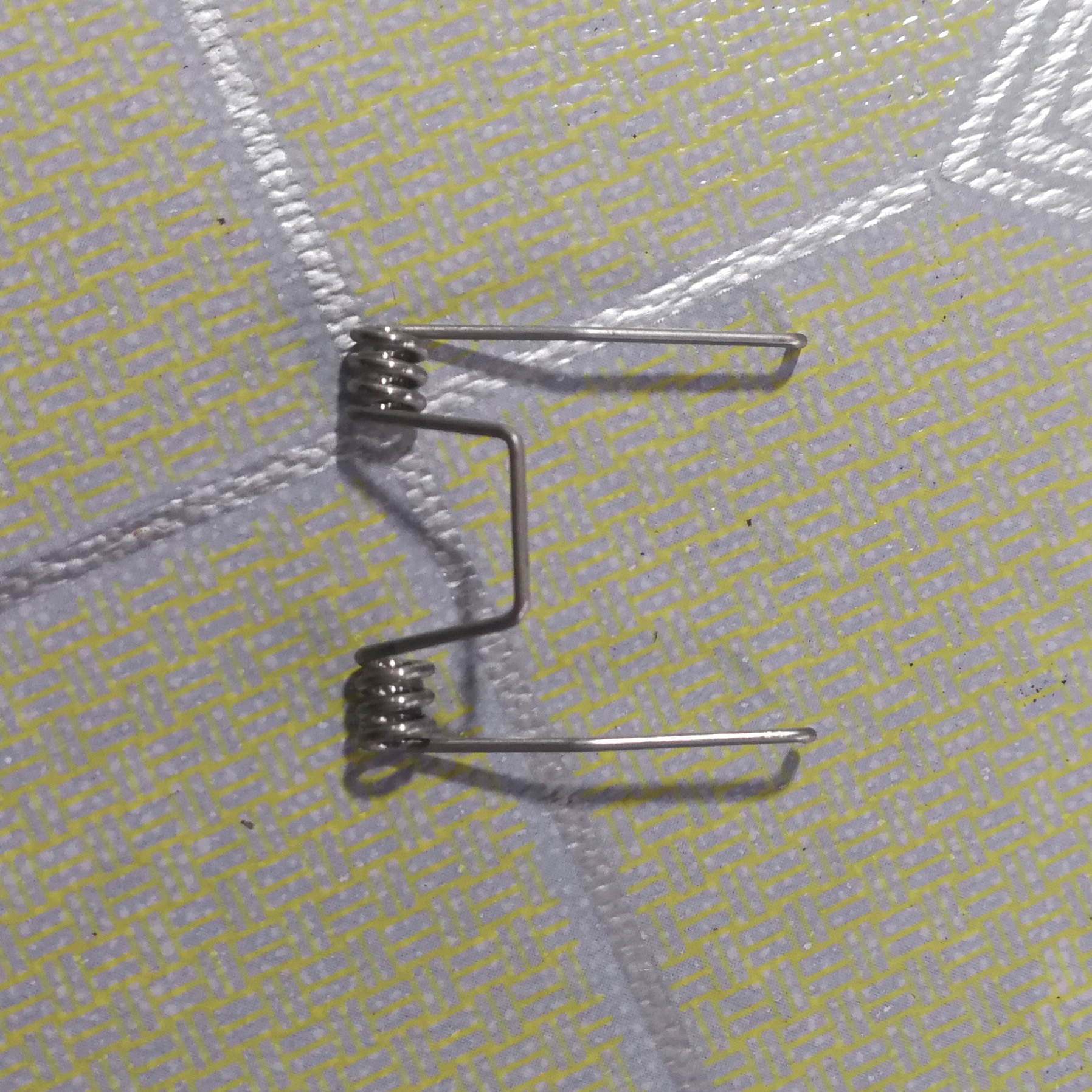 Sirreepet cortadora de pelo reemplazo resorte Moser 5 en 1 hoja