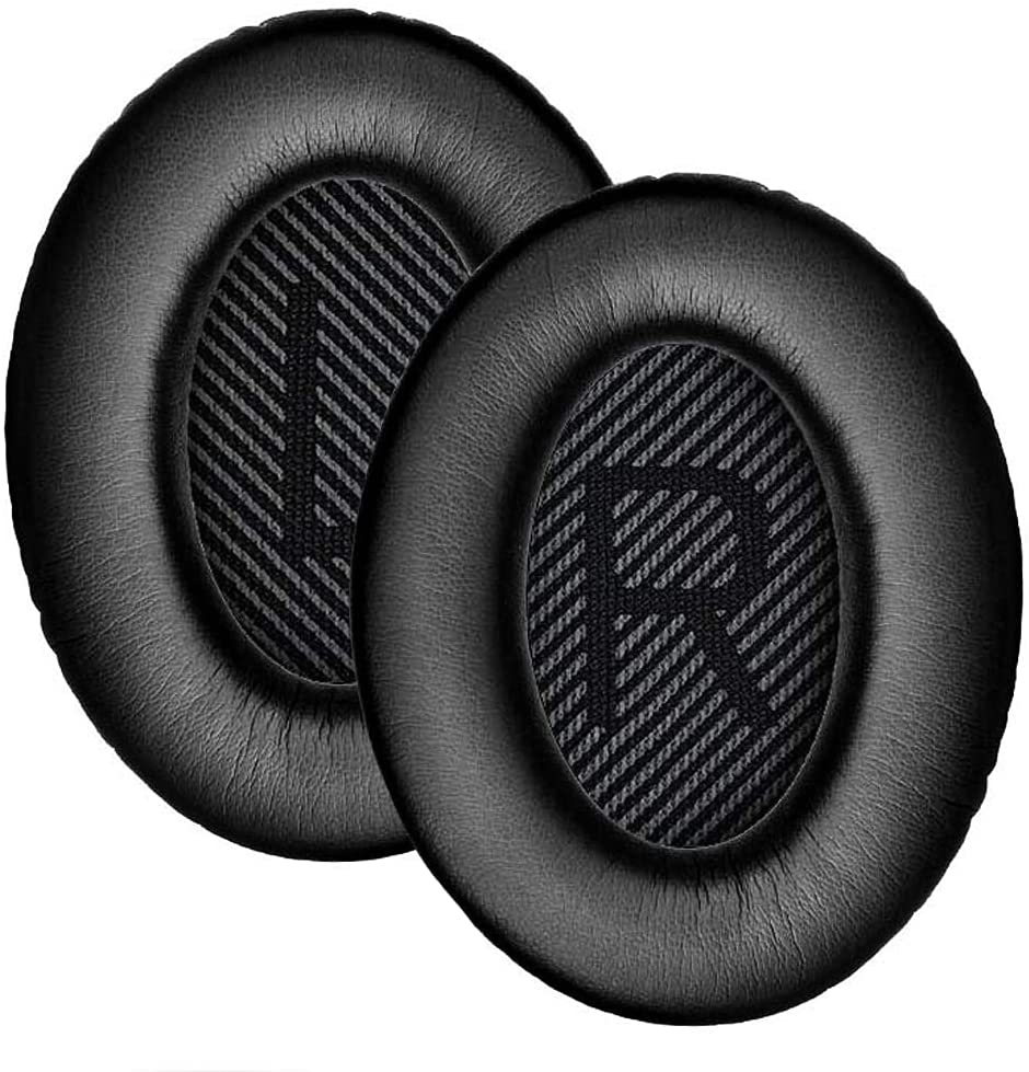 QC35 Earpads Replacement Parts, QuietComfort 35 II Replacement Ear Pads Cushion Accessories Compatib