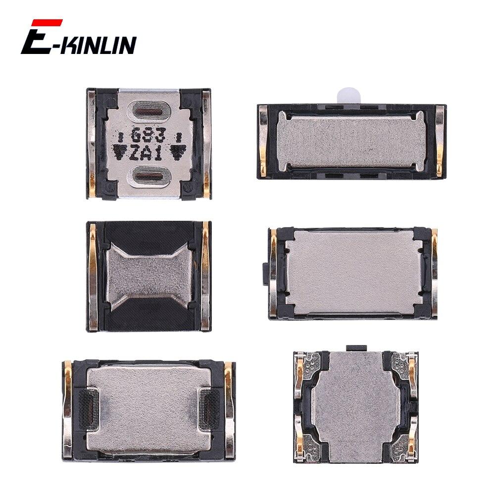 10 unids/lote auricular frontal superior altavoz para HuaWei P Smart Z Plus 2019 Mate 20X 20X10 9 Pro Lite reemplazar piezas