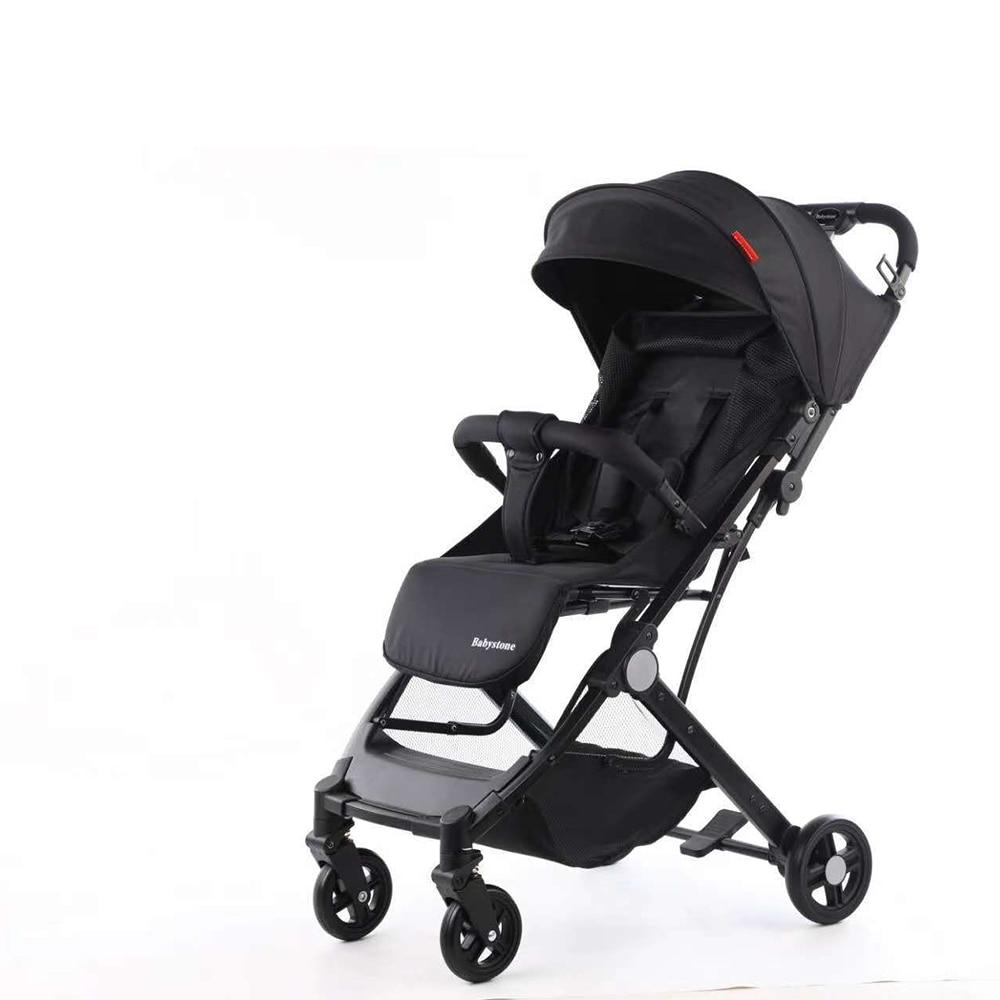 Baby stroller folding portable trolley baby stroller ultra light umberlla mini lightweight stroller on the plane