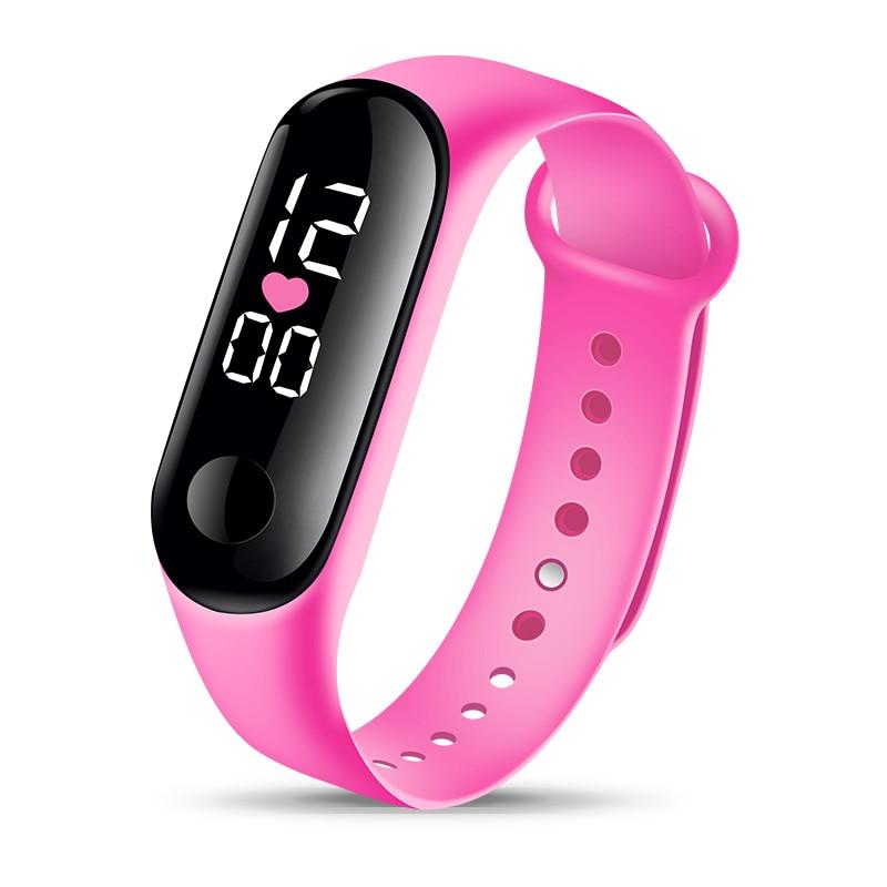 Sport Bracelet Smart Women Watches Digital Electronic Ladies Wrist Watch For Women Clock Female Girl